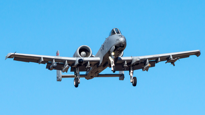 78-0703 - Fairchild A-10C Thunderbolt II - United States - US Air Force (USAF)