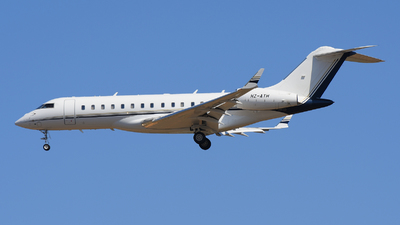 HZ-ATH - Bombardier BD-700-1A10 Global 6000 - Private