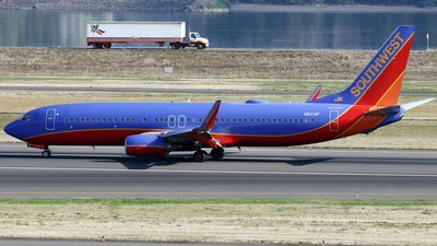 N8319F - Boeing 737-8H4 - Southwest Airlines