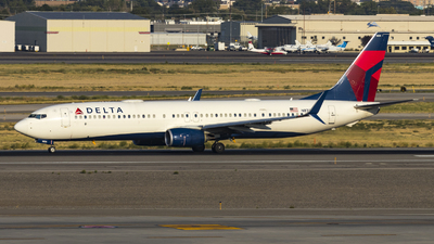 A picture of N839DN - Boeing 737932(ER) - Delta Air Lines - © David Lee