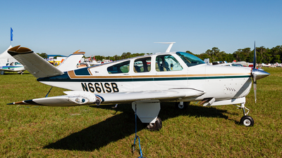 N661SB - Beechcraft V35 Bonanza - Private