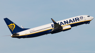 9H-QCO - Boeing 737-8AS - Malta Air (Ryanair)