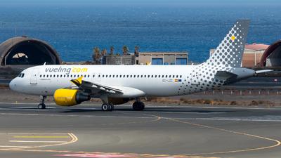A picture of ECLZZ - Airbus A320214 - Vueling - © Pablo Gonzalez de Leon