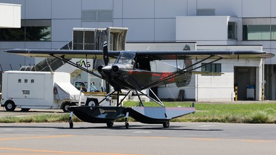 JA42XX - Cub Crafters CC19-180 XCub - Private