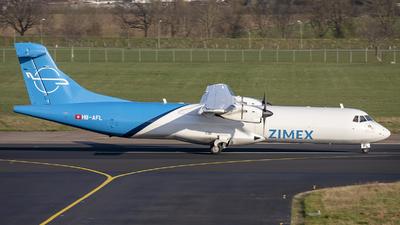 HB-AFL - ATR 72-202(F) - Zimex Aviation
