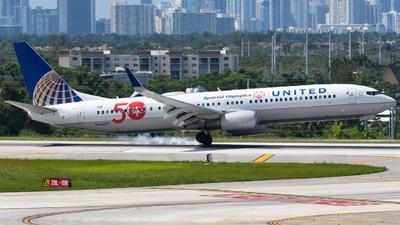 N66837 - Boeing 737-924ER - United Airlines