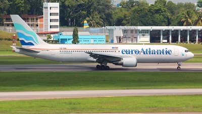 CS-TRW - Boeing 767-35D(ER) - EuroAtlantic Airways