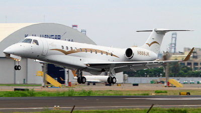 A picture of N888JK - Embraer Legacy 600 - [14501037] - © ERIC-CHEN