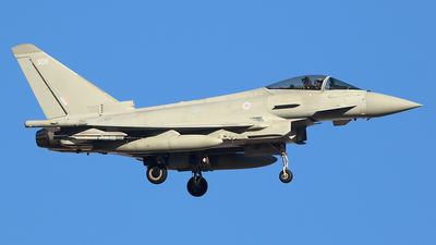 ZK308 | Eurofighter Typhoon FGR 4 | United Kingdom - Royal Air Force