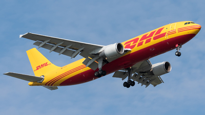 D-AEAA - Airbus A300B4-622R(F) - DHL (European Air Transport)