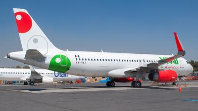A picture of XAVAT - Airbus A320232 - VivaAerobus - © Ricardo Mungarro