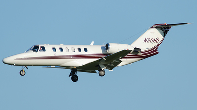 N30HD - Cessna 525 Citationjet CJ2 - Private