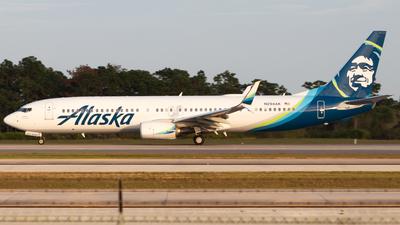 N294AK - Boeing 737-990ER - Alaska Airlines