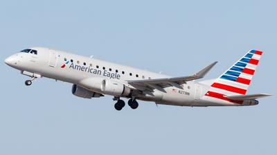 A picture of N271NN - Embraer E175LR - American Airlines - © Martin Pinnau