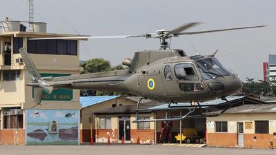 E-323 - Eurocopter AS 350B2 Ecureuil - Ecuador - Army