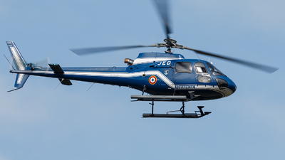 2096 - Aérospatiale AS 350B1 Ecureuil - France - Gendarmerie