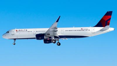 N117DX - Airbus A321-211 - Delta Air Lines