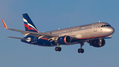 A picture of VPBLL - Airbus A320214 - Aeroflot - © Andrei Kurach