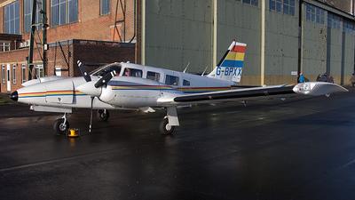 G-BPXX - Piper PA-34-200T Seneca II - Private
