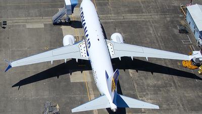 EI-HAT - Boeing 737-8 MAX - Ryanair