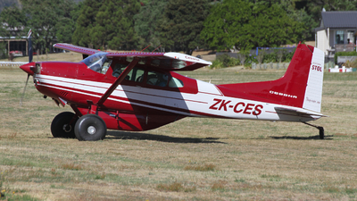 ZK-CES - Cessna A185F Skywagon - Private