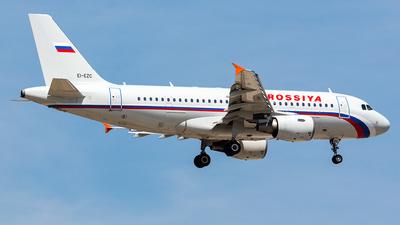 EI-EZC - Airbus A319-112 - Rossiya Airlines