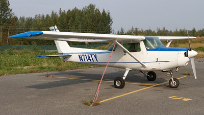 A picture of N714TY - Cessna 152 - [15279431] - © Giuseppe Battioli