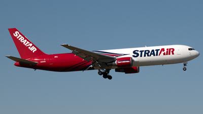 N351CM - Boeing 767-323(ER)(BDSF) - StratAir (Northern Air Cargo)