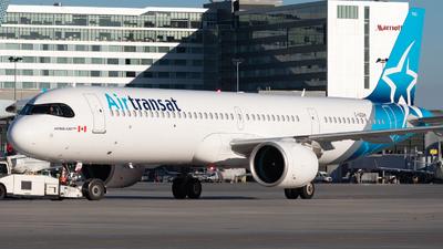C-GOIH - Airbus A321-271NX - Air Transat