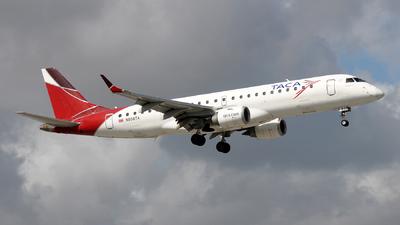 N938TA - Embraer 190-100IGW - TACA International Airlines