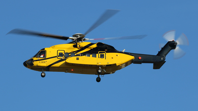 A picture of CGICB - Sikorsky S92A Helibus -  - © Michael Durning