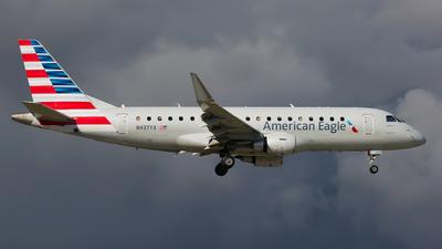 N437YX - Embraer 170-200LR - American Eagle (Republic Airways)