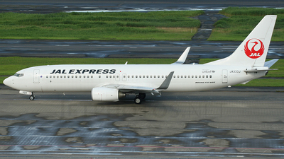 JA333J - Boeing 737-846 - JAL Express