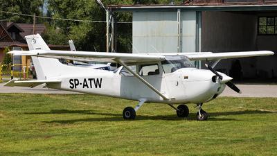 SP-ATW - Cessna 172M Skyhawk II - Aero Club - Nowy Targ