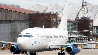 LV-ZTY - Boeing 737-236(Adv) - Aerolíneas Argentinas