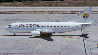 SE-DPB - Boeing 737-33A(QC) - Falcon Aviation