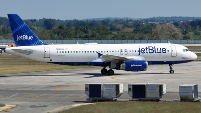N508JL - Airbus A320-232 - jetBlue Airways