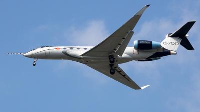 N700GA - Gulfstream G700 - Gulfstream Aerospace