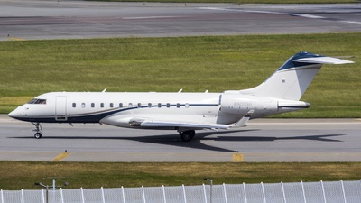 N9099H - Bombardier BD-700-1A10 Global 6000 - Private