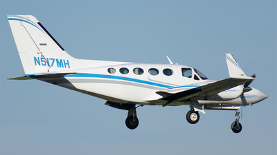 N517MH - Cessna 421C Golden Eagle - Private