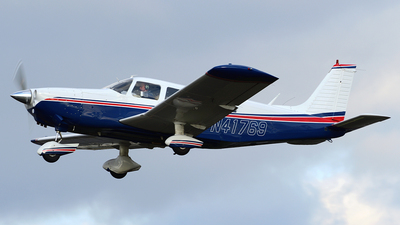 N41769 - Piper PA-32-300 Cherokee Six - Private