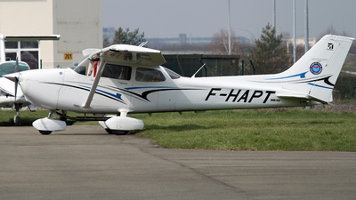 F-HAPT - Cessna 172S Skyhawk SP - Private