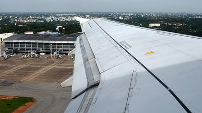 XY-AGU - Airbus A319-111 - Myanmar Airways International (MAI)