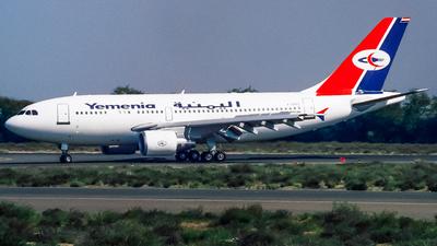F-OHPS - Airbus A310-324 - Yemenia - Yemen Airways