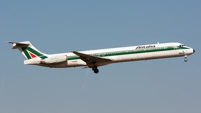I-DANW - McDonnell Douglas MD-82 - Alitalia