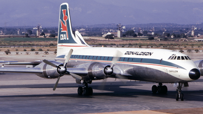 G-APNB - Bristol Britannia 175 - Donaldson International Airways