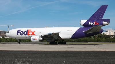 N318FE - McDonnell Douglas MD-10-30(F) - FedEx