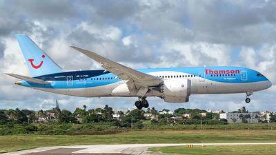 G-TUIH - Boeing 787-8 Dreamliner - Thomson Airways