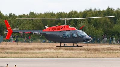 D-HMFA - Bell 206B JetRanger III - Motorflug Baden-Baden