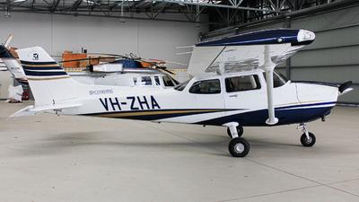 A picture of VHZHA - Cessna 172S Skyhawk SP - [172S12014] - © HillsJayden